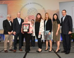 ARLGP Wins Silver Award at Henry Schein Cares Ceremony