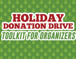 Holiday Donation Drive Toolkit