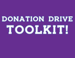 Donation Drive Toolkit