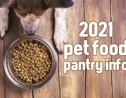 NEW 2021 PET FOOD PANTRY HOURS